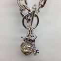 Heart & Key Bracelet