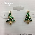 Christmas Tree Earring