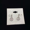 Peace Sign Earring