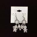 Boy & Girl Earring
