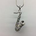 Saxophone Pendant
