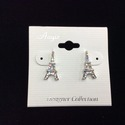 Eiffel Tower Earring