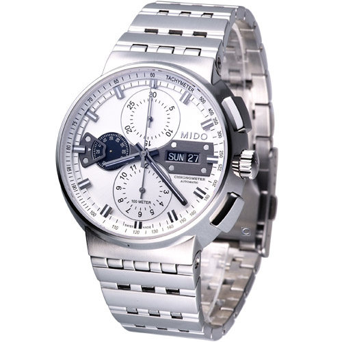 Mido All Dial Mechanical Automatic Chronometer Swiss Watch ...