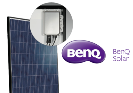 BenQ Solar AC Unison modules shipping now!