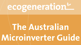 Download the Australian Microinverter Guide