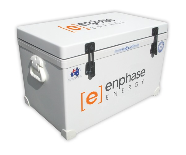 Like a free Enphase Energy icebox?