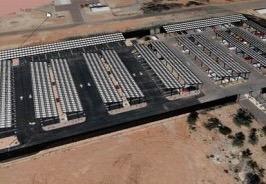 Alice Springs Airport installs more solar!
