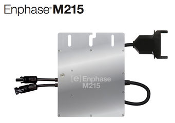Enphase M215 microinverter (Gen 4)
