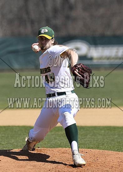 LIU Post vs Mercy College Baseball