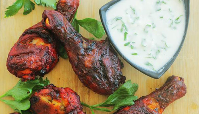 නියම රසට Tandoori Chicken ගෙදරදීම හදාගන්න