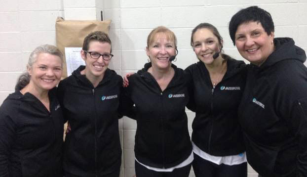 Meet the team at Brenda Richardson Jazzercise in Oak Bay, Victoria BC