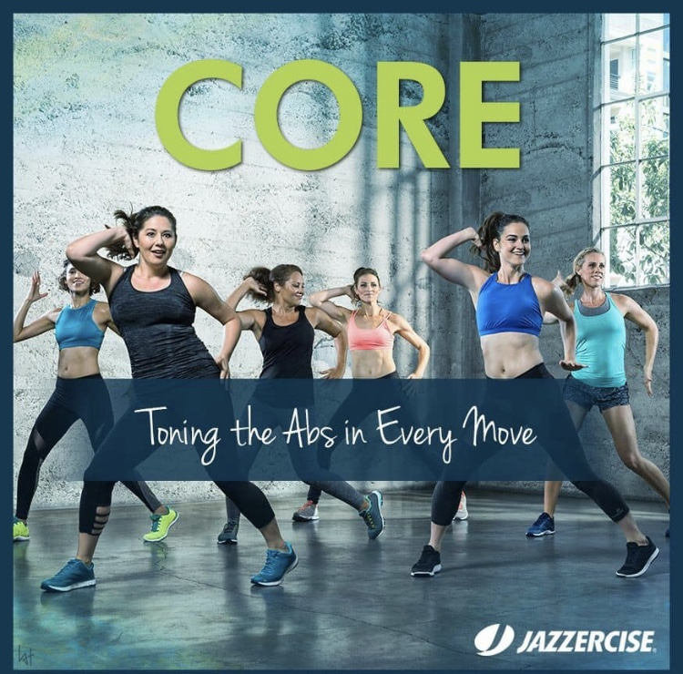 Jazzercise Core Fitness