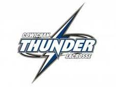 Victoria Roofing proudly supports to the Cowichan Thunder