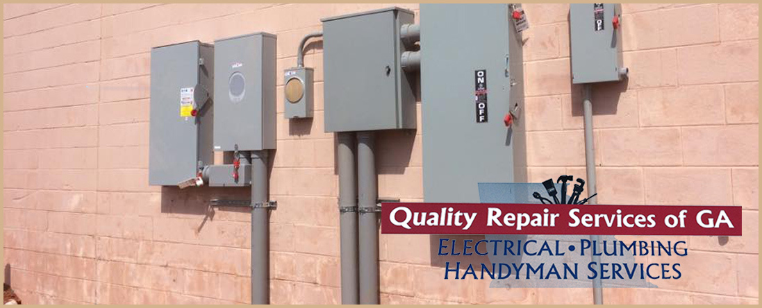 Quality Repair Services of GA offers Electrical Repairs in Covington, GA