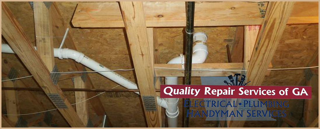 Quality Repair Services of GA offers Plumbing Repairs in Covington, GA