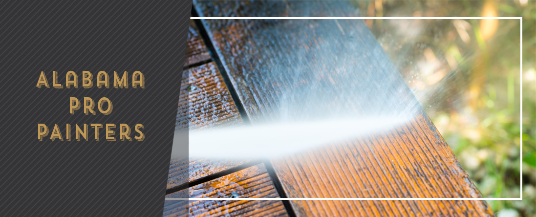 Alabama Pro Painters Offers Pressure Washing in Birmingham, AL