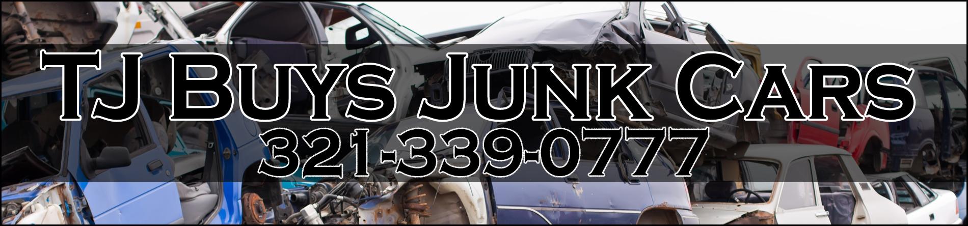 TJ Buys Junk Cars is a Junk Car Buyer in Orlando, FL
