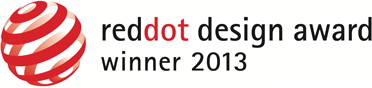 reddot design award winner 2013