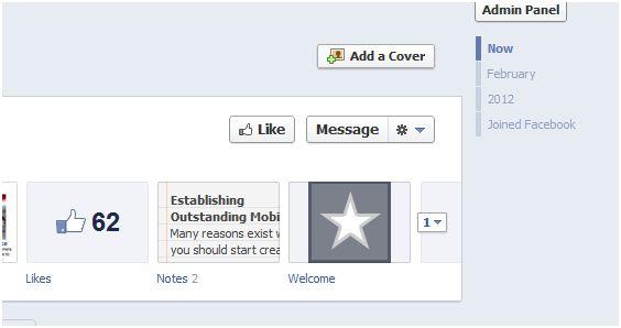 custom tab on facebook page