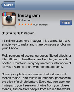 1-appstore-instagram android