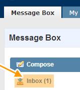 inbox shot