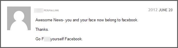 FB facial response 1