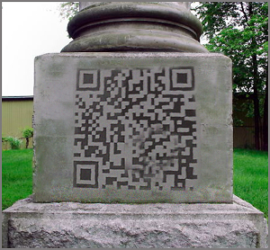 RIP for QR code