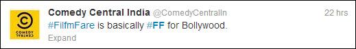 Comedy Central India FF