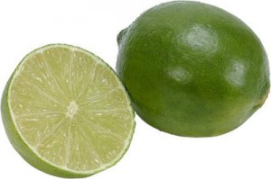 lime in Thai cooking