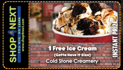 Coldstonecoupon