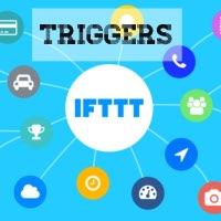 IFTTT Triggers
