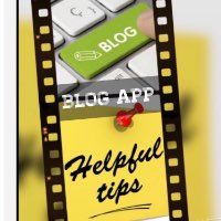 Blog App cover image