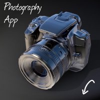 Photography App - cover