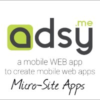 Adsy.me Micro Sites App cover image