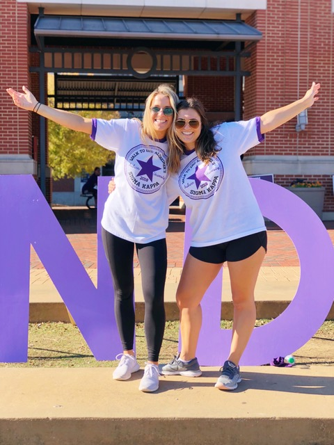 A Walk to End Alzheimer's 2018