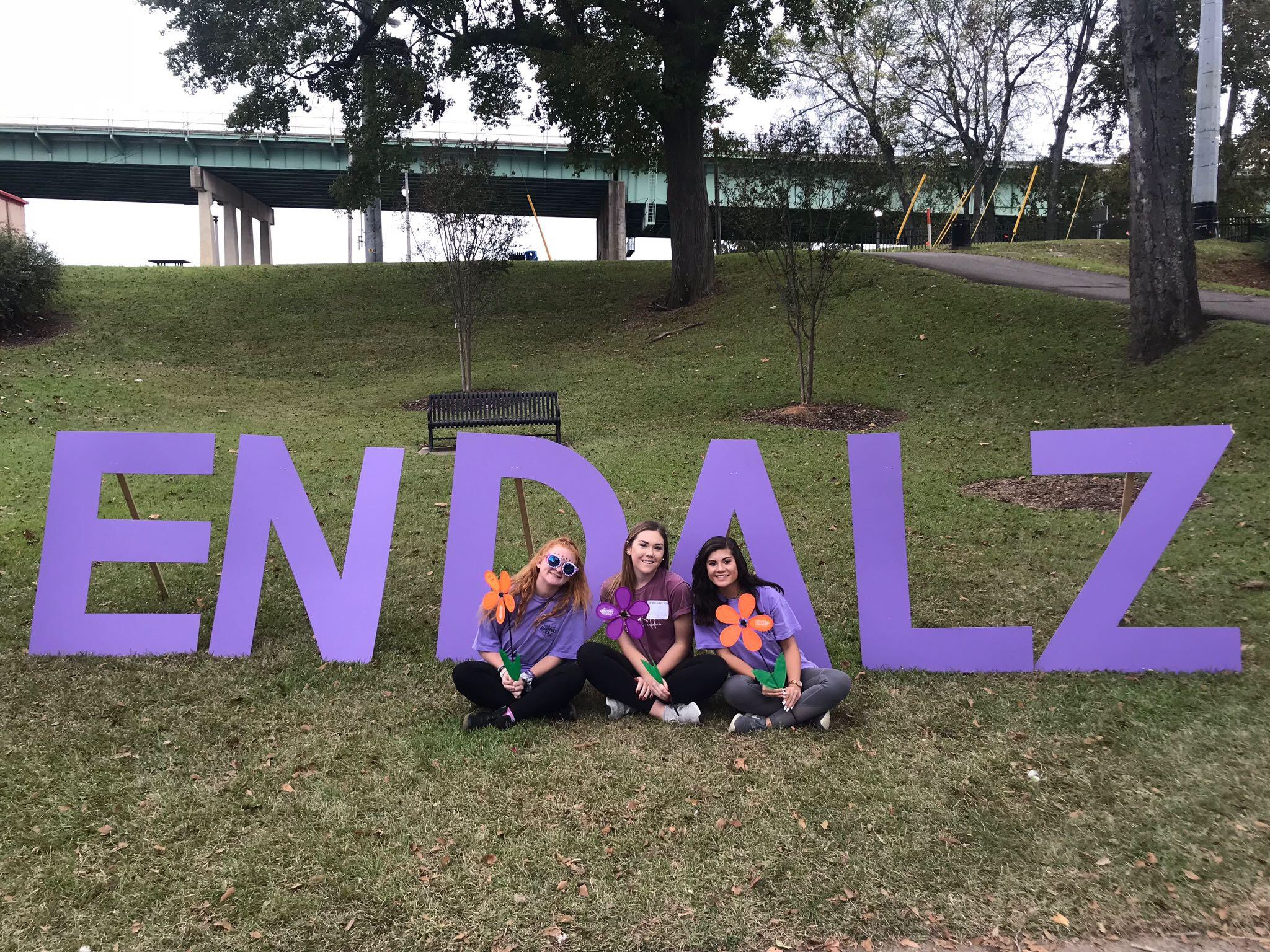 WALK TO END ALZHEIMER'S 2019