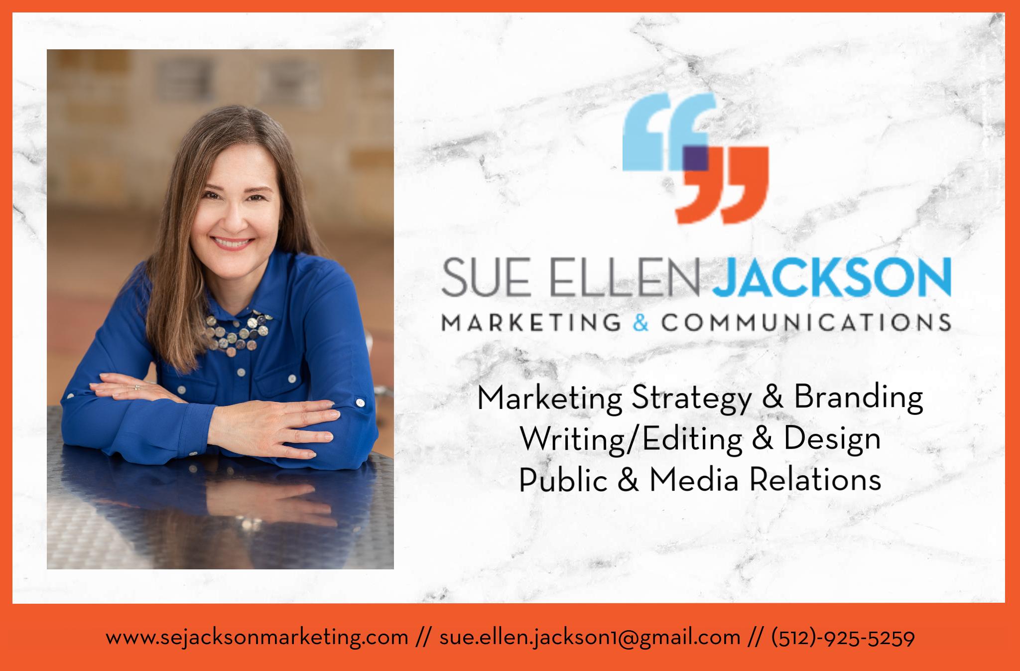Sue Ellen Jackson Marketing & Communication