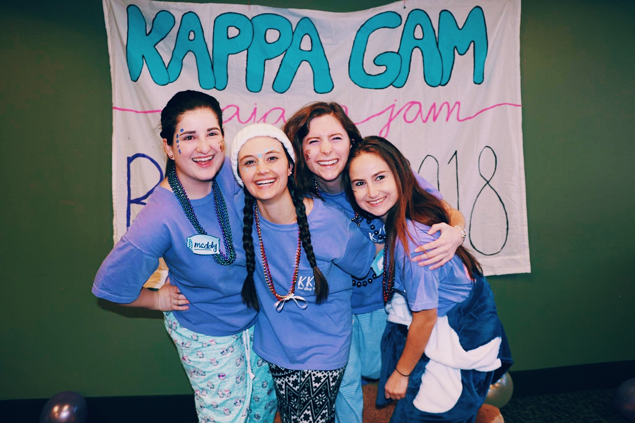 Bid Day 2018 | Pajama Party