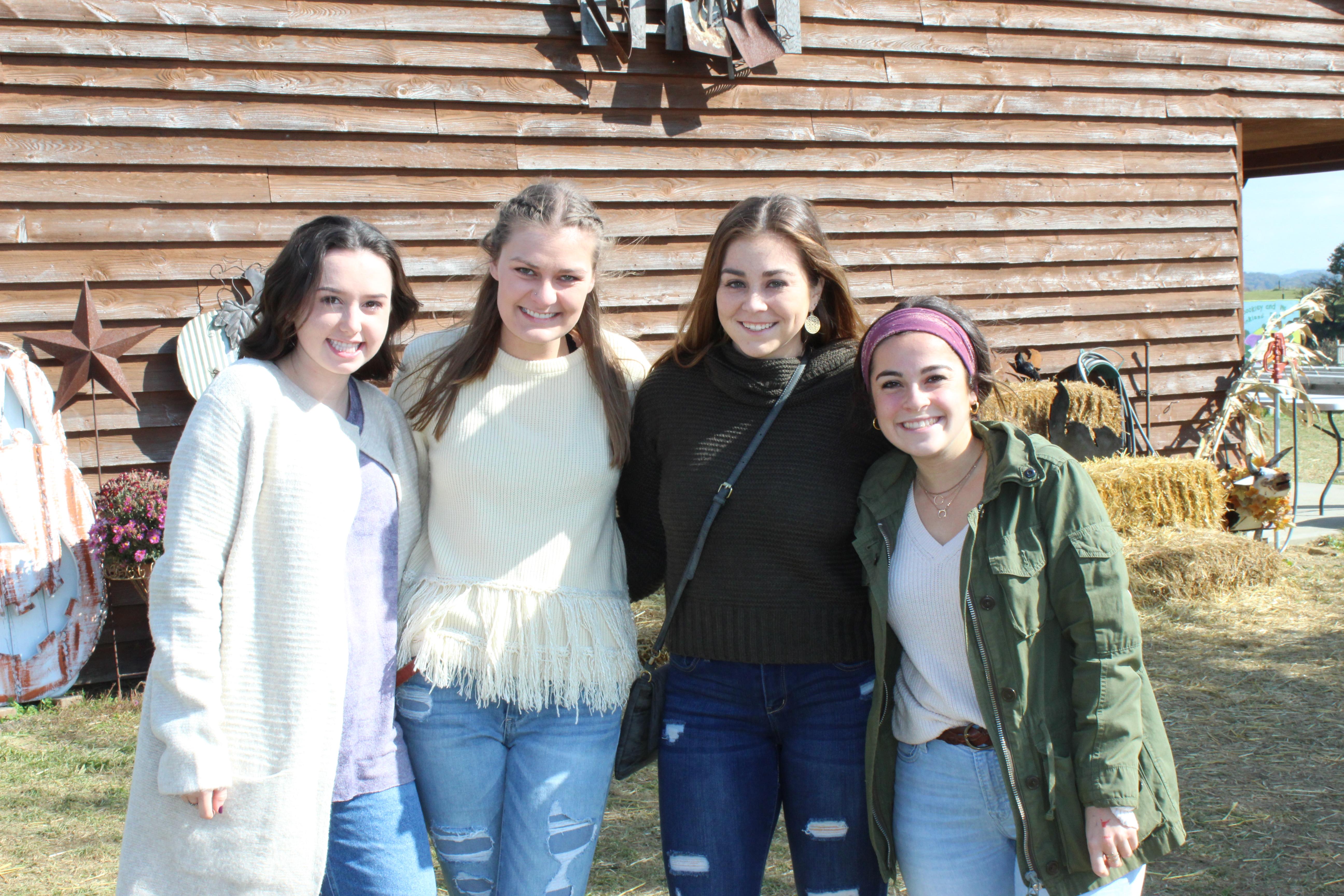 Sinkland Farms Sisterhood Event
