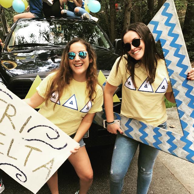recommendations delta delta delta at emory university