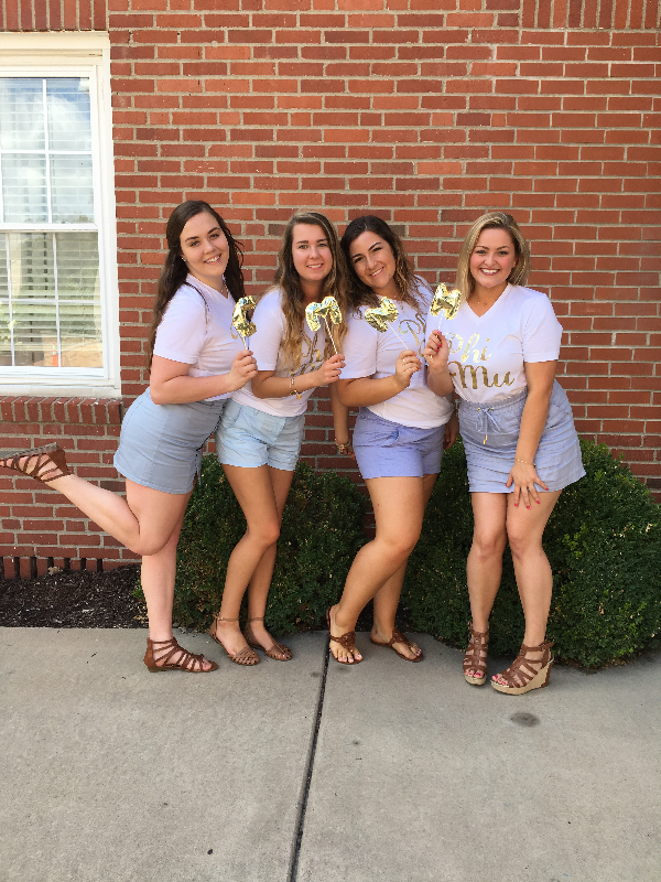 Formal Recruitment, Fall 2017