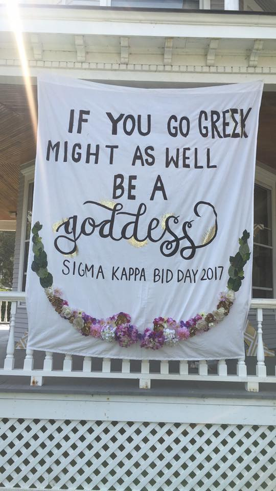 Bid Day Fall 2017