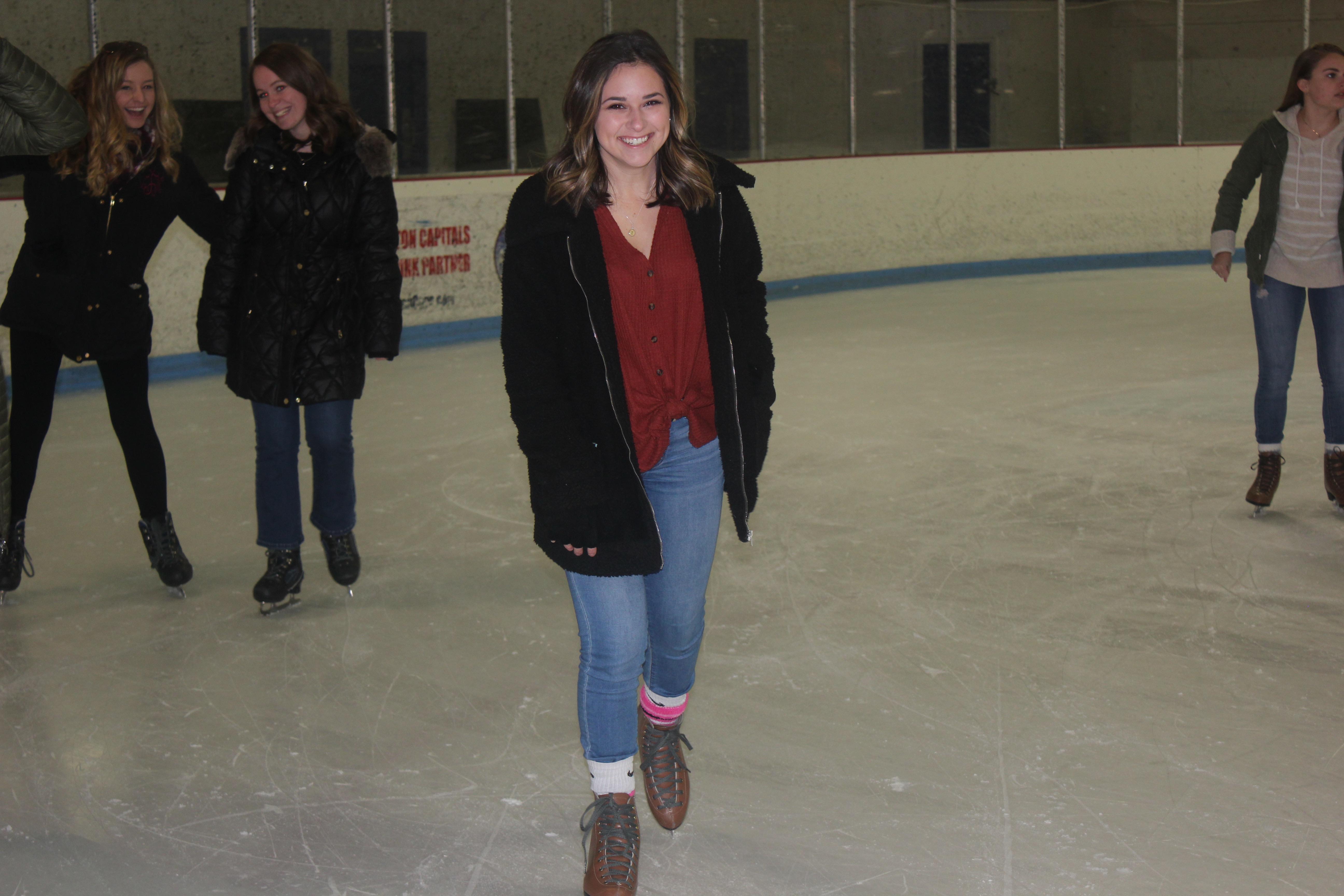 Sisterhood Ice Skating