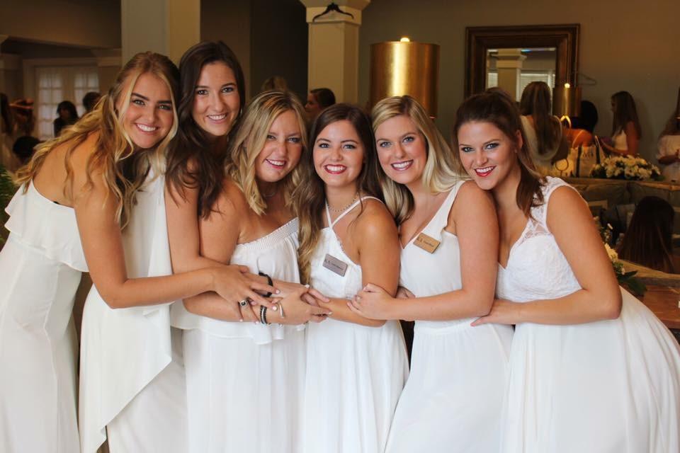 Delta Omega Sisterhood