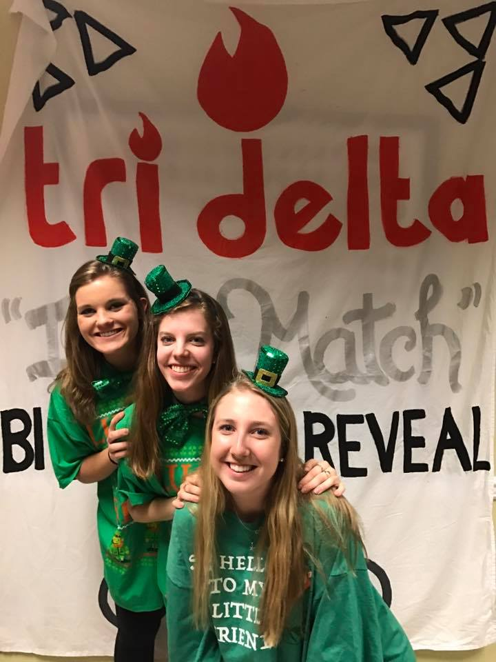 Big/Little Reveal!!