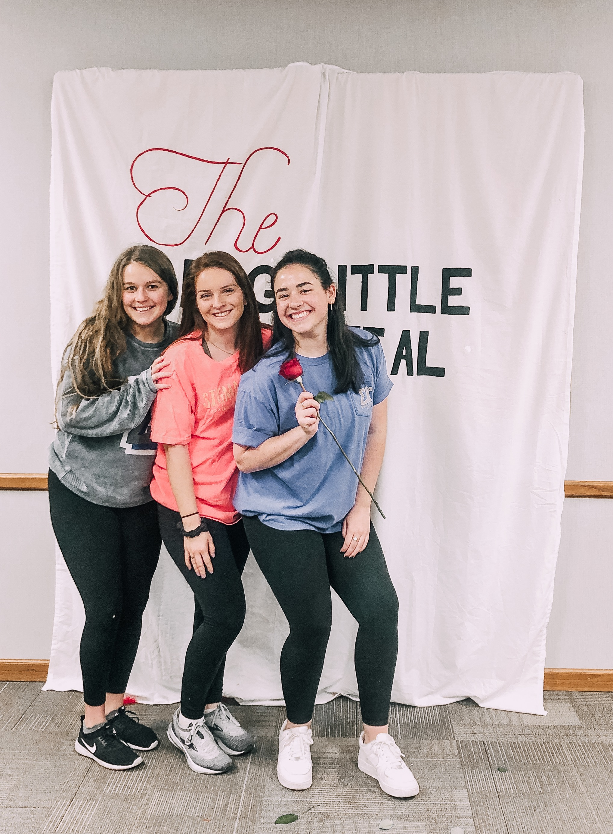 Big-Little Reveal Spring 2019