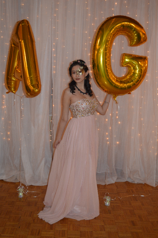 Masquerade Formal 2018.