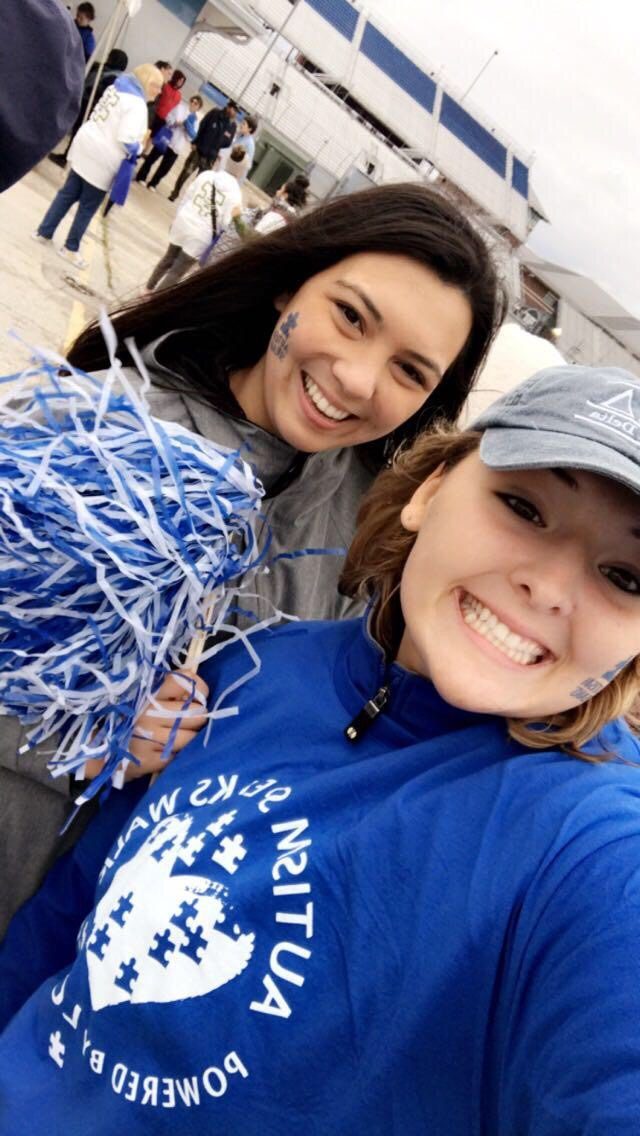 Autism Speaks Walk 2018