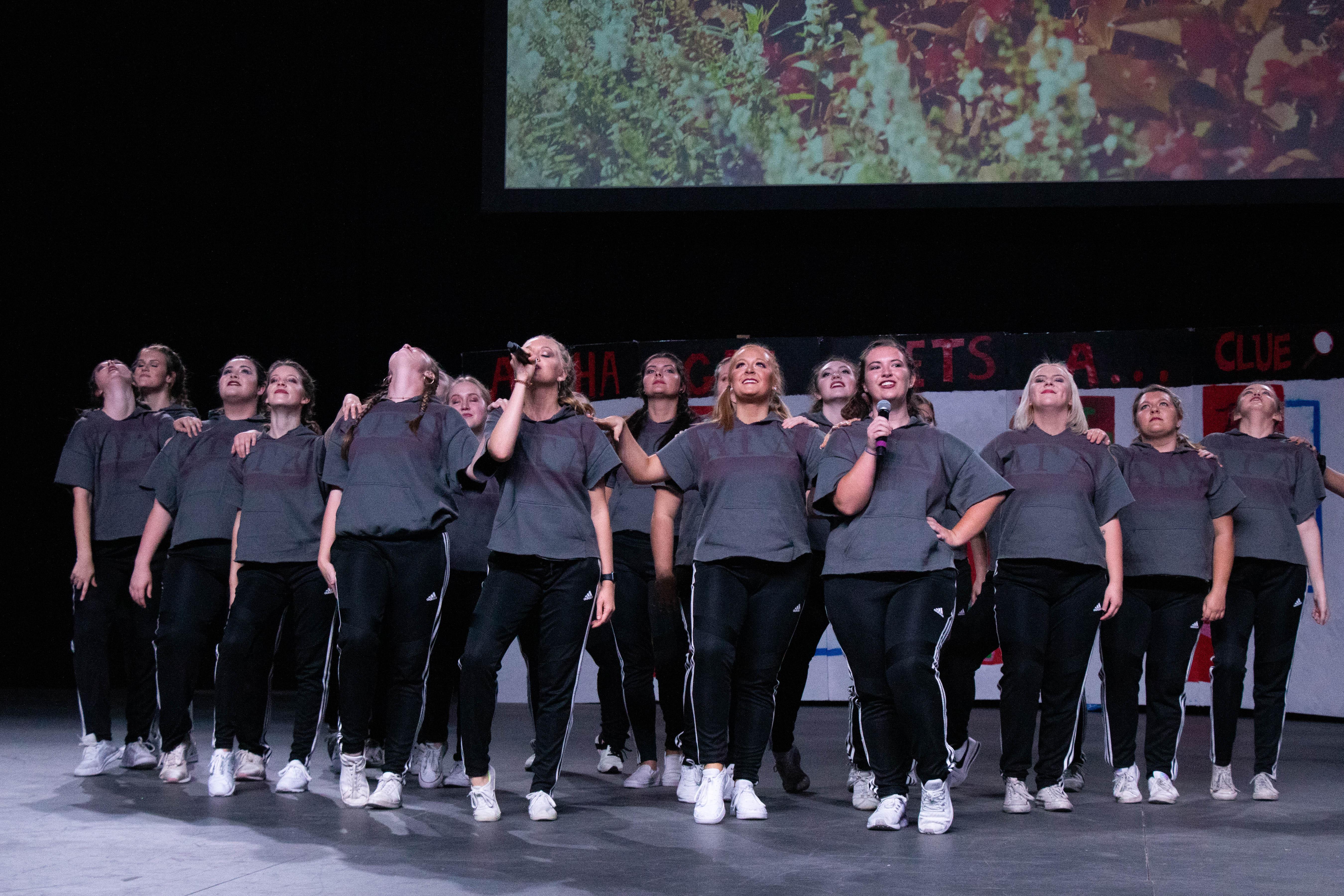 Greek Sing 2019
