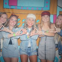 Date Party 2019: 2000's with Alpha Phi